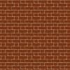 赤茶レンガブロック壁のパターン素材02(PHOTO)