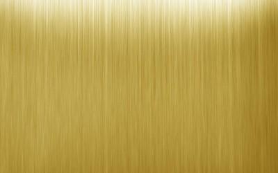 真鍮のヘアライン・フリーテクスチャ(CG)