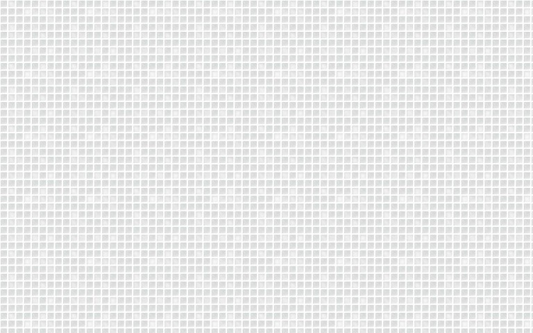 モザイクタイル(白)のパターンテクスチャ03(CG)