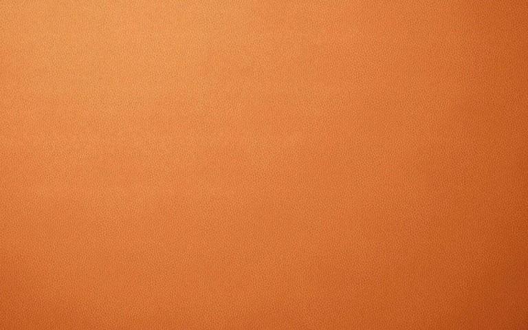 オレンジ色の革・フリーテクスチャ(PHOTO)