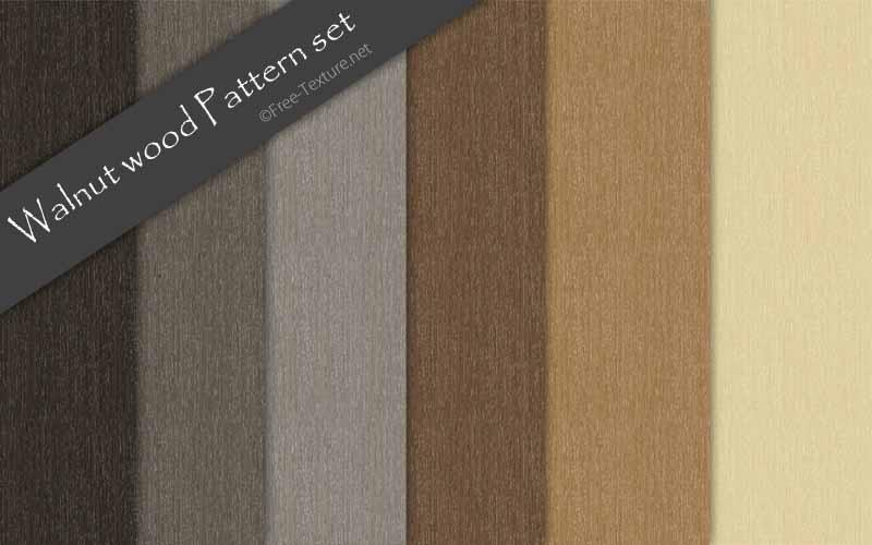 Wood-Pattern-set
