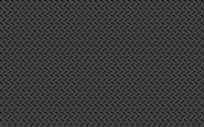 滑り止め加工の鉄板・ブラック(CG)