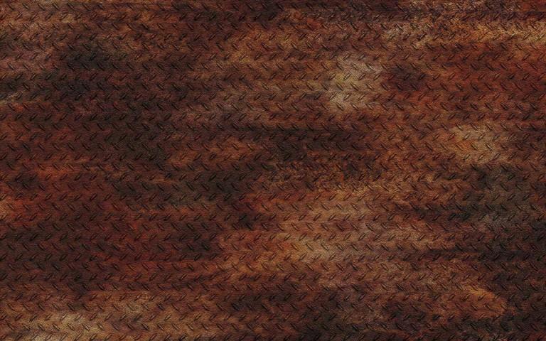 錆びた鉄板のテクスチャ素材01(CG)