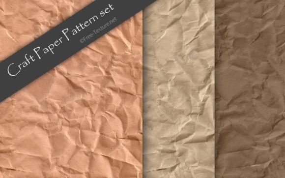 craft-paper-pattern-set