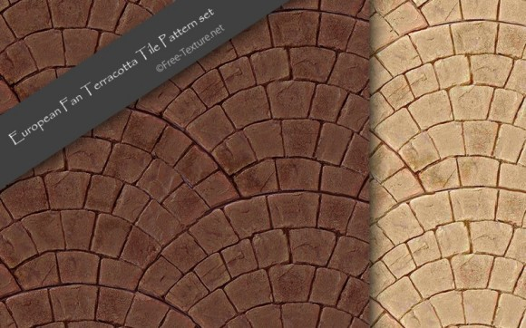 european-fan-terracotta-tile-pattern-set