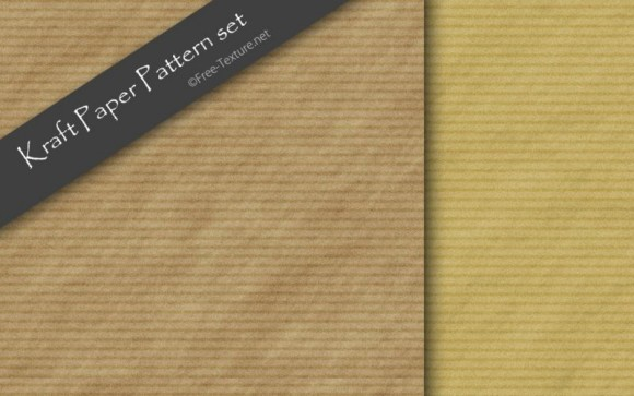 kraft-paper-pattern-set